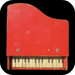 Vintage Toy Piano for iPhone