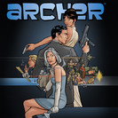 Archer: Space Race, Pt. 1